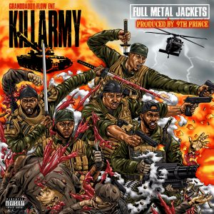 Killarmy - Full Metal Jackets Cover